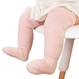 Wholesale Leg Warmer For Girls - Newborn Toddler Cotton Knee High Sock Baby Girl Boy Socks Cute Cartoon Leg Warmers For Newborns Infant Warm Long Sock