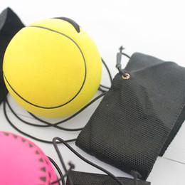 Gros enfants cadeaux revenant balle jouet balles baseball en forme main poignet exercice soulagement du stress Squeeze balle molle jouets enfants DS0238 Z02 ? partir de fabricateur