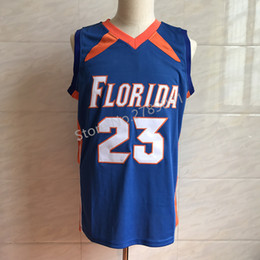 Wholesale Florida Gators Jersey Xl - #23 Bradley Beal Florida Gators College Throwback Basketball Jersey Stitched any Number and name