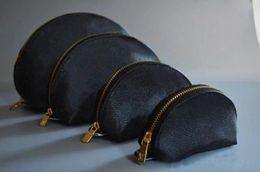 Wholesale Material Combinations - Hot-Selling Fashion Set Of 4 Combination PU Material Cosmetic Clutch Bag Travel Convenience Bag Lady Handbag Cosmetic Bag Wholesale