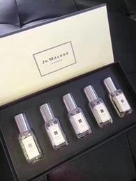Nouvelle version publiée Jo Malone London Spray Parfum 5 odeur de type parfum 9 ml * 5 epacket pour la livraison gratuite ? partir de fabricateur
