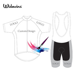 widewins Custom Cycling Jersey DIY design Your Logo Summer Short Sleeve  Jersey Bike Racing Team Road Biker Cycling Sports 573cd694a