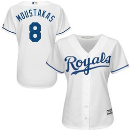 Argentina Hombre Kansas City Royals Mike Moustakas Jersey cheap mike moustakas jersey Suministro