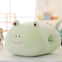 30 Cm Plüsch Kissen Winter Warme Hand Halten Kissen Kawaii Kissen Baumwolle Tier Smiley Kissen Spielzeug Für Kind Baby Mädchen Geschenke Plüschkissen