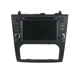 Wholesale Nissan Altima Cars - 7inch 4GB RAM Octa-core Andriod 6.0 Car DVD player for NISSAN Tenna Altima with GPS,Steering Wheel Control,Bluetooth, Radio