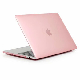 2019 cubierta de aire macbook Clear Crystal Anti Scratch Estuche rígido para Macbook Air 13.3 A1466 Fundas para laptop para Mac book A1466 cubierta de aire macbook baratos