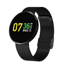 2019 chamadas de resposta de pulseira Pulseira Inteligente Relógio de Pressão Arterial Monitor de Freqüência Cardíaca Relógio Inteligente Tela Colorida À Prova D 'Água Rastreador De Fitness Relógio De Pulso Para o Android iPhone