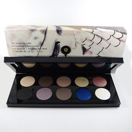 palette nature Coupons - Pat McGrath Subversive Modern Subliminal Mothership 10 Color Electric Obsessions Palette Huda Matte Nature Glow Eye Shadow Palette