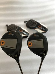 Wholesale graphite wholesale - 2018 Golf clubs G400 Fairwa Woods 3# 5# Regular flex 2PCS G400 Golf Woods Right hand