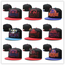 Wholesale rangers sports - Hot Cool Ball Cap Men Visor New York Ranger Throwback NHL Vintage Snapback Hats Flat Sport LK bone Hockey Baseball Adjustable Caps