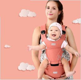 Canada BabyLab respirant taille bébé tabouret bretelles avant de porter bébé sac à dos transporteur harnais de sécurité multifonction enfants kangourou transporteur Offre