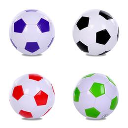 golf sportartikel Rabatt PVC Fußball Sportartikel Fußball Verschleißfeste Studenten Geschenke Multi Farbe Heißer Verkauf 16 5jx C R