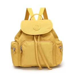 Wholesale Factory Outlet Bags - Commute Vertical Section Square Female Backpack Spring New Fashion Trend Leisure Bag Student Bag Factory Outlet