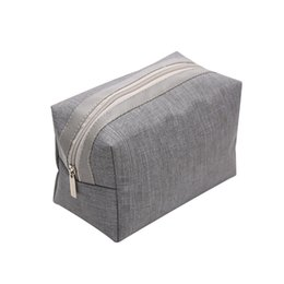 79df1dba213e vanity storage case Promo Codes - Women Men Cosmetic Storage Bags Large  Capacity Makeup Cases Toiletry