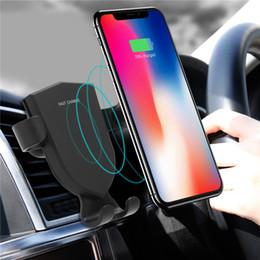Support de charge rapide pour chargeur sans fil Qi avec emballage de vente au détail pour iPhone X 8 Samsung S9 S8 plus Note 8 ? partir de fabricateur