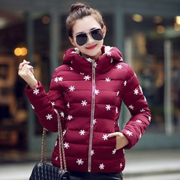 Wholesale Cheap Winter Coats Sale - 2017 Brand New Hot sale women's winter fashion outerwear slim down cotton-padded Jacket Ladies work wear Coat Cheap wholesale