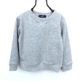 Marca bebé primavera otoño suéter ropa 100% algodón niños niños niñas suéter de manga larga ropa de alta calidad niños tops retail 2019 desde fabricantes