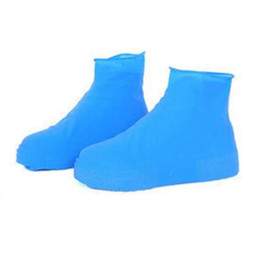 Wholesale gadget shoes - Outdoor Hiking Tool Gadgets Anti-slip Reusable Rain Shoe Covers Waterproof Unisex Shoes Overshoes Boot Gear