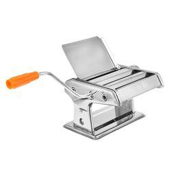 Pasta machine online-Máquina para hacer pasta en casa Máquina para cortar pasta en acero inoxidable Máquina para hacer pasta en casa en mano