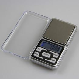 Canada Balance de visualisation électronique LCD Mini Balance de poche numérique 200 g * 0.01 g Balance de pesage Balance g / oz / ct / tl wen6752 Offre