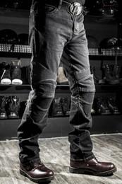 Motos de motos online-2016 nuevo estilo de super fit jeans d-kevlar jeans motos weerstand Dunne denim broek broek blauw motocicleta rally