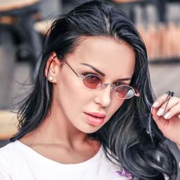 2019 berühmtheit sonnenbrille frauen Vidano Optical Vintage Prominente Marke Sonnenbrille für Frauen klassische ovale Frau Sonnenbrille Mode kleine Designer-Brille Luxus oculos de sol günstig berühmtheit sonnenbrille frauen