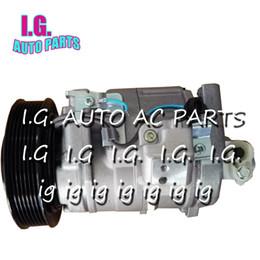 Wholesale Honda Repair Parts - Car A C Compressor Repair Whole Set Parts For Honda Accord 2.4 447280-0390 38810R10A01 38810R06G01 447260-6951 CMP1661