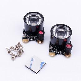 Modulo ir camera online-Infrarossi IR di visione notturna del modulo della macchina fotografica della luce di 3W 850 Raspberry Pi del LED 2pcs infrarosso Trasporto libero