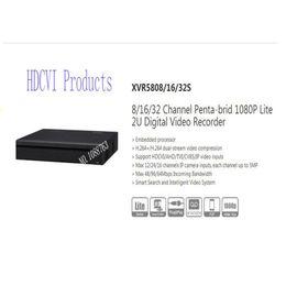 Wholesale Dvr Channels Dahua - DAHUA 8 16 32 Channel Penta-brid 1080P Lite 2U Digital Video Recorder Without Logo XVR5808S XVR5816S XVR5832S