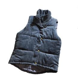 colete colorido Desconto BB-C1222 Outono inverno 2018 nova Juventude pop homens moda magro veludo cor sólida gola colete casaco barato por atacado
