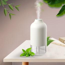 Nuovo umidificatore domestico umidificatore ad ultrasuoni aroma usb aromaterapia diffusore di olio essenziale 200 ml umidificatore luce calda da