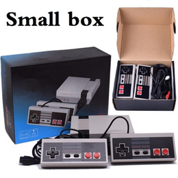 jeux gratuits au détail Promotion La console de jeu Mini TV peut stocker 620 500 ordinateurs de poche vidéo pour consoles de jeux NDA avec des boîtes au détail