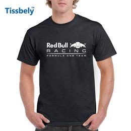Wholesale Formula Black - Tissbely Cotton Max Verstappen T Shirt for Men Formula 1 Print Graphic Short Sleeve Tees Shirts Men F1 Fans Tops