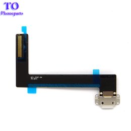 ipad docks Promo Codes - High quality For ipad air 2 ipad 6 Charger Dock Charging Port Connector Flex ribbon cable Free shipping