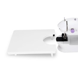 Wholesale household sewing machine parts - Sewing Machine Parts Extension Table Accessory Plastic Expansion Board Domestic Sewing Tools Household Accessories Electric