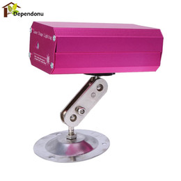 Wholesale projector pink - Mini LED Laser Disco Stage Light Party Pattern Lighting Projector Pink Light Effect Show For DJ Disco Party Lights