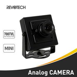 Wholesale effio e - CCTV Mini Type Sony Effio-E CCD   CMOS 700TVL Security Video Camera Metal Indoor Surveillance