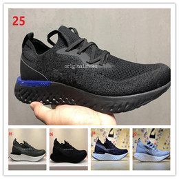 Wholesale Instant Black - 2018 Popular Top Epic React Instant Go Fly Breath Comfortable Sport Boost EPIC Running Shoes For Sale Women Men Athletic Sneakers