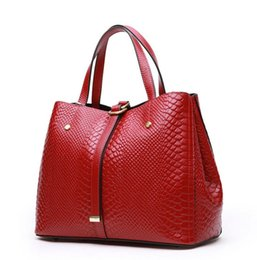 Wholesale Ladies Laptop Tote Bags - Spring And Summer The Explosion Of Women's Handbags New Fashion Handbags Leather Laptop Bag Commuter Female Bag