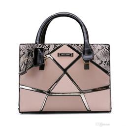 98fe0fdc9a77f 2018 hohe mode elegante handtaschen Marke designer Handtaschen Elegante  Tote Fashion Marke Designer Socialite Serpentine Stereotypen