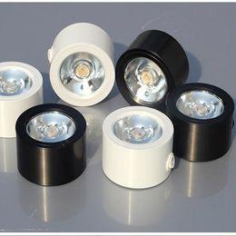 Canada 3w led bijoux armoire lumière bijoux compteur affichage fenêtre vitrine éclairage Puissance de la batterie sans fil LED spotlight éclairage intérieur Offre