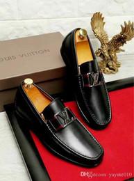 Deutschland Top Fashion Leder Herren Schuhe Elegant Qualit Luxus Designer Turnschuhe Leder Herren Kleid Schuhe für Männer Größe 38-45 supplier winter elegant shoes Versorgung