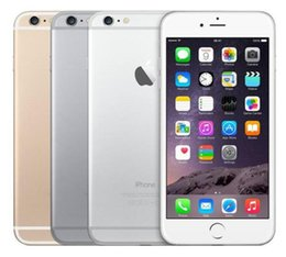 iphone plus accessories Coupons - Refurbished Original iPhone 6 Plus With Fingerprint 5.5 inches IOS 11 16GB 64GB 128GB 4G LTE Unlocked Phone