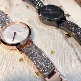 Wholesale Plastic Rocks - 2018 New Swan Cosmic Rock Watch Quartz Steel Metal Tone Women Alloy Wristwatch Silver Black Gold 4colors