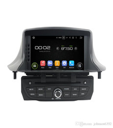 Wholesale Car Audio Navigation Tv - 2GRAM Android7.1 Car DVD Player GPS Navigation Multimedia Stereo For Renault Megane 3 Fluence 2009-2015 Auto Radio Audio with 4G GPS BT USB