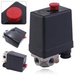 3-phasiges Hochleistungs-Luftkompressor-Druckschalter-Steuerventil 380 / 400V Luftkompressor-Schalter-Steuerung Mayitr von Fabrikanten