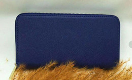 Wholesale Purse Bags Accessories - brand designer women wallets coin purses clutch bags 3 colors with box and accessories