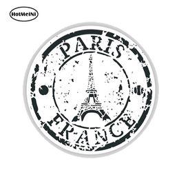 Wholesale paris wholesale accessories - Wholesale JDM Country Paris France Seal Vinyl Decals Car Stickers Glass Stickers Scratches Stickers Bumper Accessories