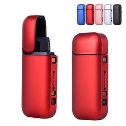 2019 механический кейс для переноски Жесткий PC IQOS рукав против царапин полный защитный чехол сумка держатель для 2.0 и 2.4 плюс IQOS электронная сигарета аксессуары розничная упаковка