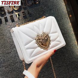 Palhaço bolsa mensageiro on-line-nova bolsa de ombro maré Coreano Joker Messenger moda pequena bolsa quadrada mensageiro das mulheres ombro cadeia feminina verão